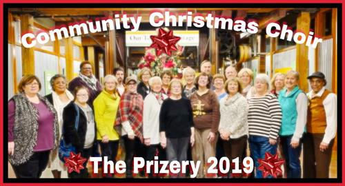 The Prizery 2020 Community Christmas Choir