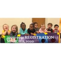 First Baptist Weekday School 2020-2021 Registration