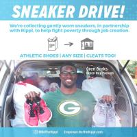 YMCA Collecting Sneakers Now Through May