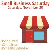 Small Business Saturday - Shop Local!