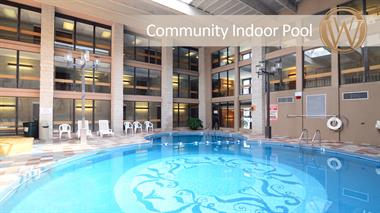 Will O' The Wisp Indoor Pool