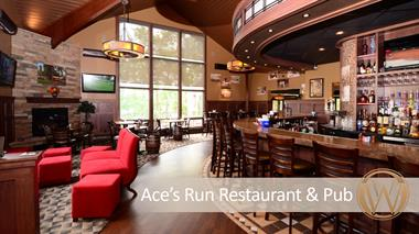 Will O' The Wisp Restaurant Ace's Run