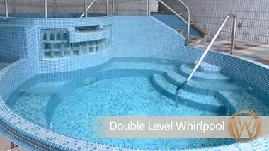 Will O' The Wisp Indoor Whirlpool