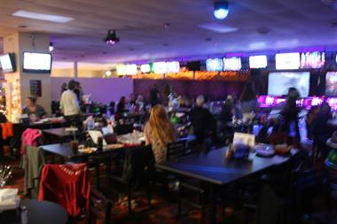 Cosmic Bowling Party Deep Creek Lake Family Fun at The Alley