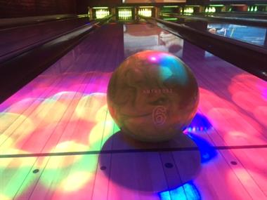 Cosmic Bowling every Saturday night at The Alley! Deep Creek Lake Family Entertainment Center.