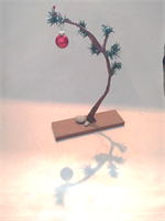 Make It & Take It: Charlie Brown Christmas Tree