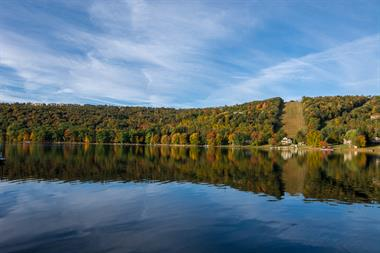 Autumn Splendor at Deep Creek Lake