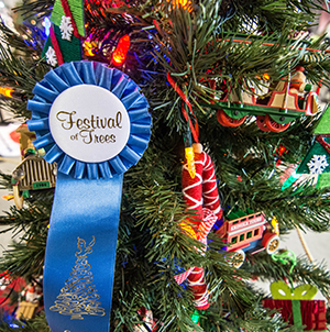 Festival of Trees at the Deep Creek Lake Fairgrounds