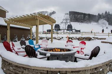 Winter Magic at Wisp Resort