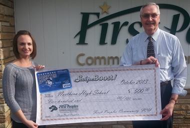 2013 Northern SwipeBoost Donation