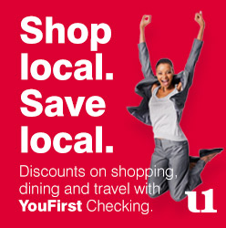 YouFirst Checking does more than help you manage your finances; it makes your life better!  Member FDIC