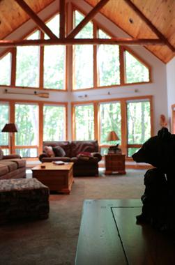 Holy Cross Living Room