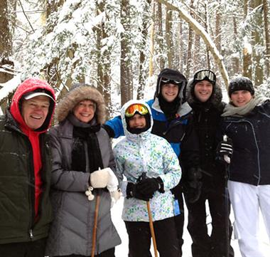 The one and only Snowshoe Tours at Deep Creek Lake