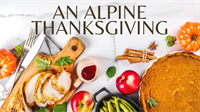 Alpine Lake Thanksgiving Dinners