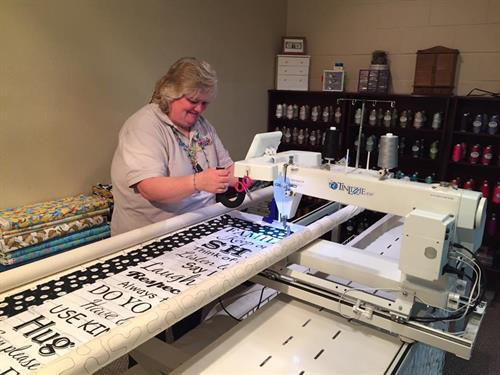 Long Arm Quilting Services and Quilts