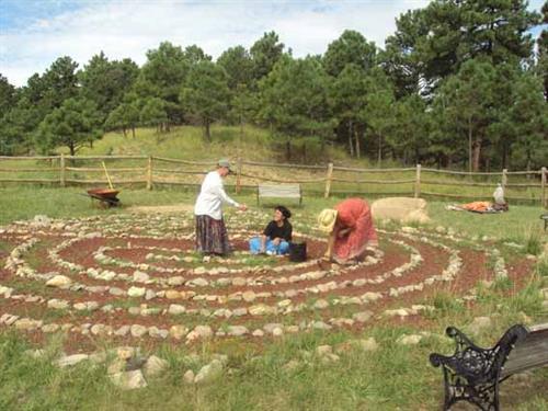 HMHC Labyrinth