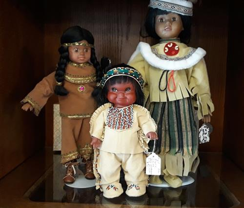 Three Little Indians