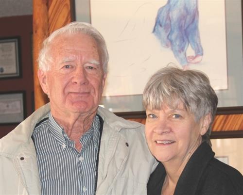 Jim & Carolyn Douglass, Associate Brokers