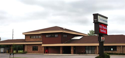 TACU Credit Union Building