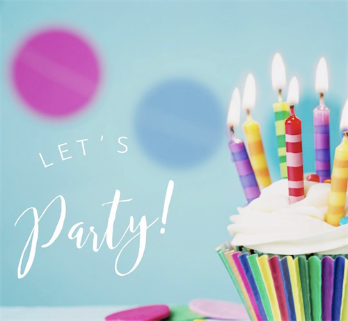 Book your next Birthday Party with us! Projects for ALL ages, not just kids!