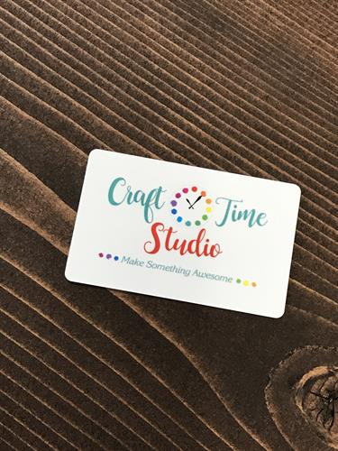 We have Gift Cards available for purchase!