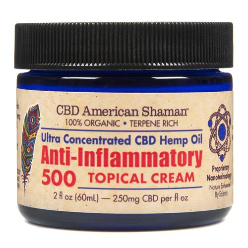 great for nerve pain, headaches and inflammation!