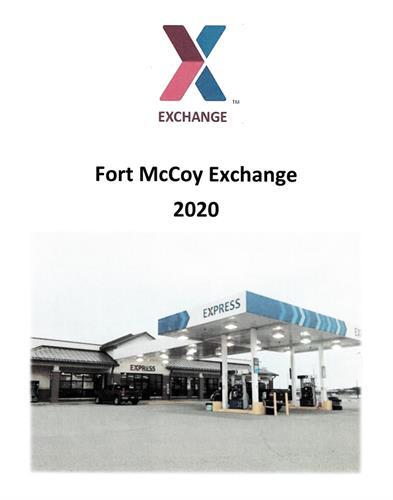 FT MCCOY EXCHANGE