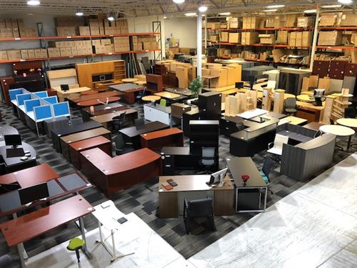 Office Furniture Warehouse - Waukesha
