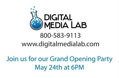 Grand Opening on May 24th at 6PM