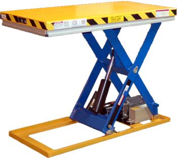 Light Duty G-Series Lift Tables