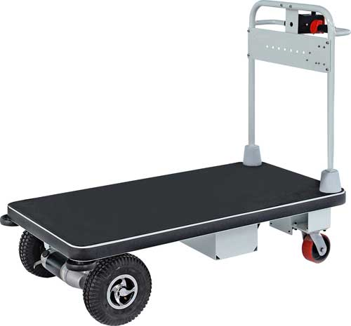 Moto-Cart Jr. Electric Platform Truck