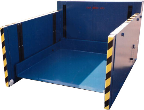 Level Lifter Ground Entry Lift Table