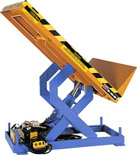 LPECTL Compact Lift & Tilt Table