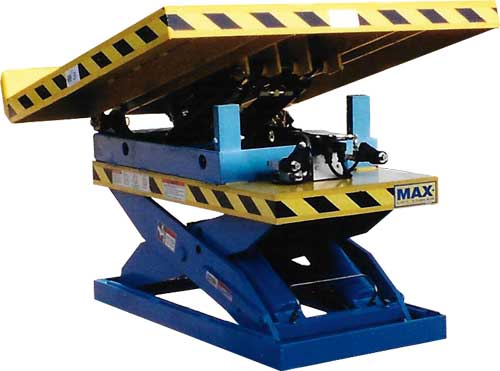 Max-Lift & Tilt Table
