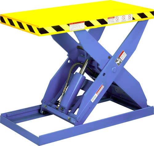 Heavy Duty Max-Lift Tables