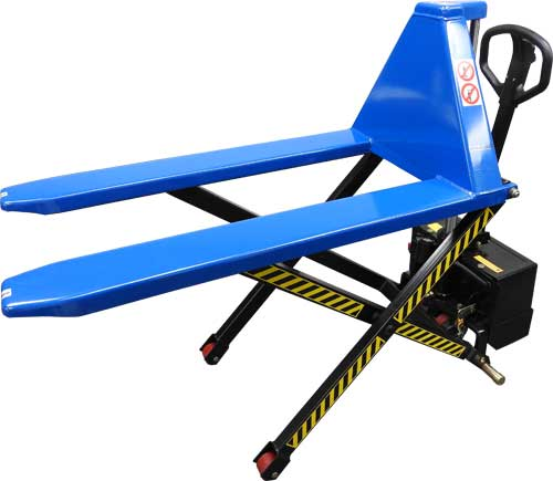 MJHLE Electric High Lift Pallet Jack
