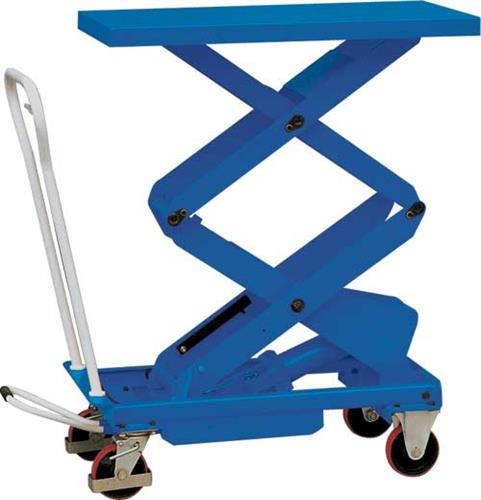 MML Series of Manual Pump Up Lift Carts