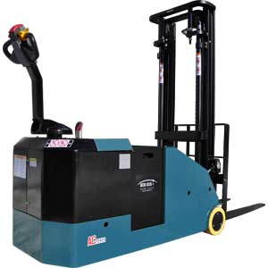 MXCB33 Heavy Duty Counter-Balanced Walk Behind Stacker