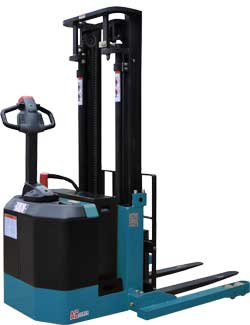MXPDS Electric, Drive, Electric Lift Heavy Duty Stacker