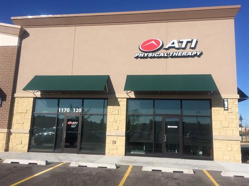 ATI Physical Therapy | Health Care - View Calendar