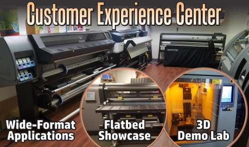 Plan a visit to our Customer Experience Center!