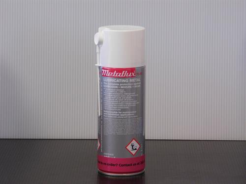 70-81 Metaflux Gleitmetall Lubricating Metal Spray