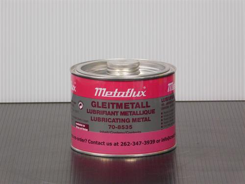 70-8535 Metaflux Gleitmetall Metal Lubricating Paste