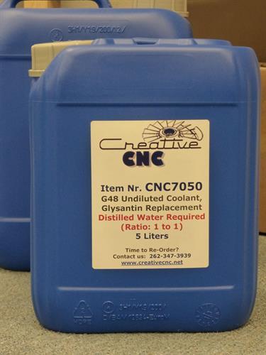 CNC7050 BASF Licensed G48 Glysantin Coolant