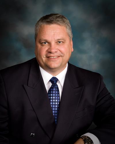 Wayne F. Dehn (deen), President