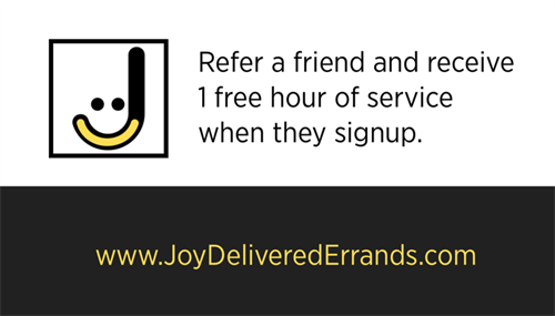 Refer a Friend and Get 1 Free Hour