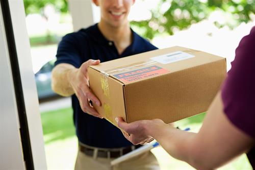 Package Delivery, Courier Services for Personal or Business