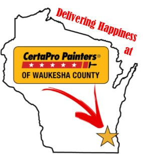 CertaPro Painters is here to Deliver Happiness!