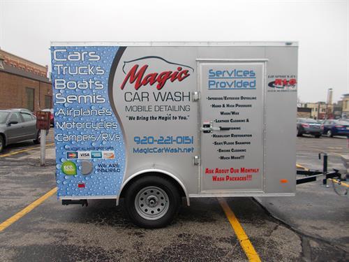 Magic Car Wash Sheboygan