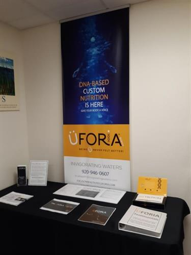 Uforia DNA based nutrition